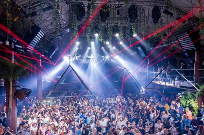 Open date tickets + 3 free drinks at Amnesia for just 25 EUR
