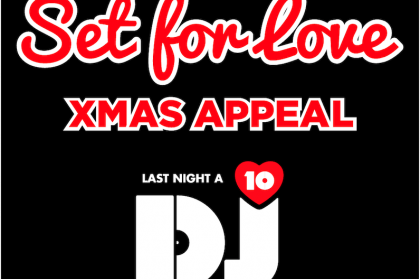 Set For Love Xmas Appeal for World Children's Day