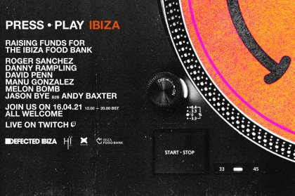 Defected regroups for PRESS.PLAY Ibiza edition