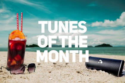 Tunes of the month | May